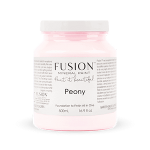Peony Fusion Mineral Paint