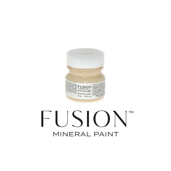 Buttermilk Cream 37ml Fusion