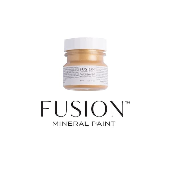 Pale Gold 37ml Fusion Mineral Paint