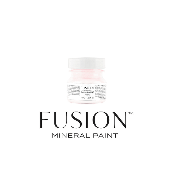 Peony 37ml Fusion Mineral Paint