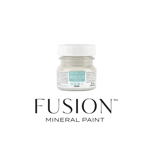 Pebble 37ml Fusion Mineral Paint