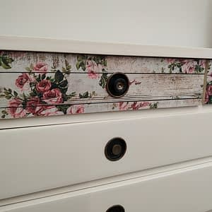 Paper Shabby Floral