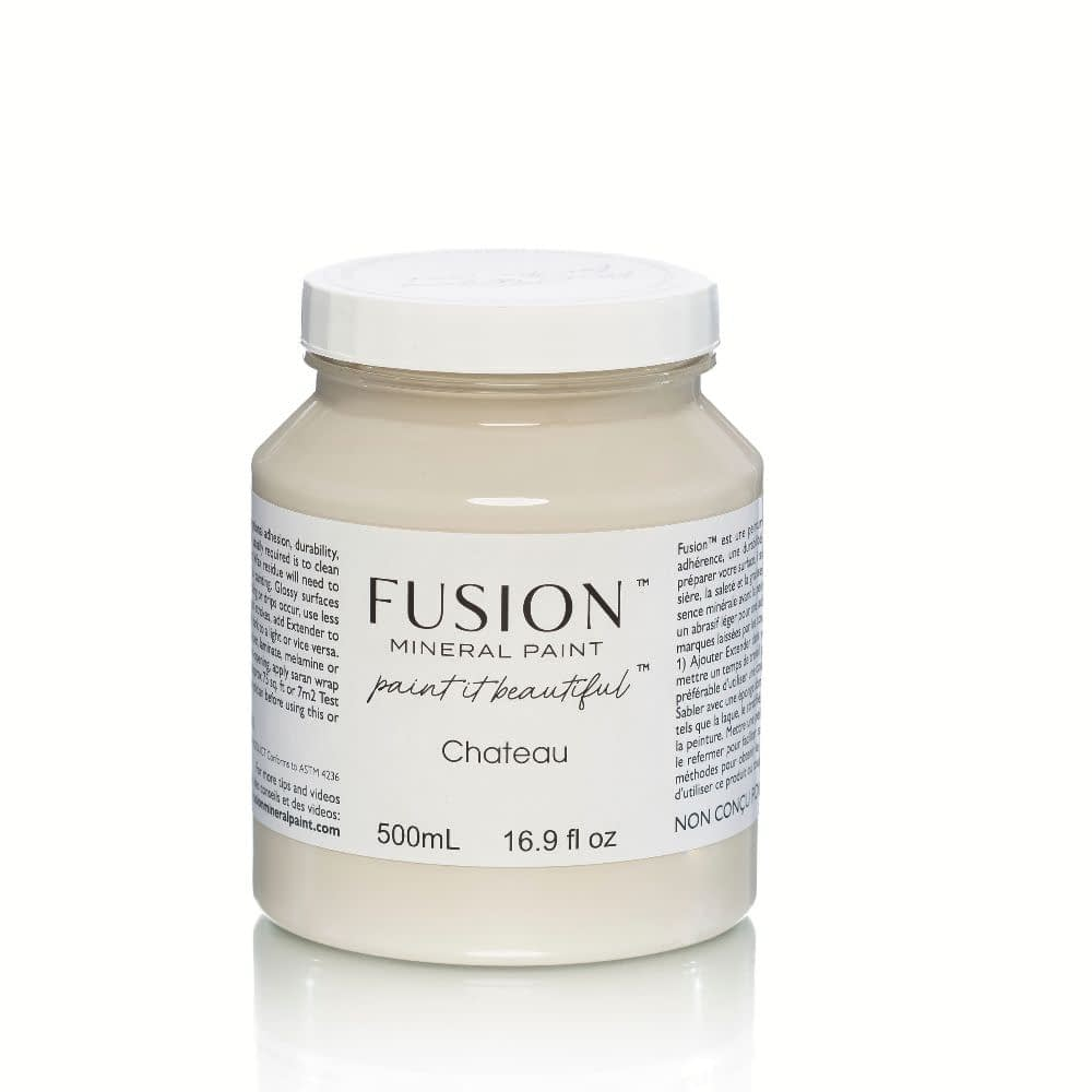 Chateau Fusion Mineral Paint