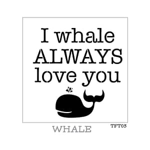 Tones for Tots Whale