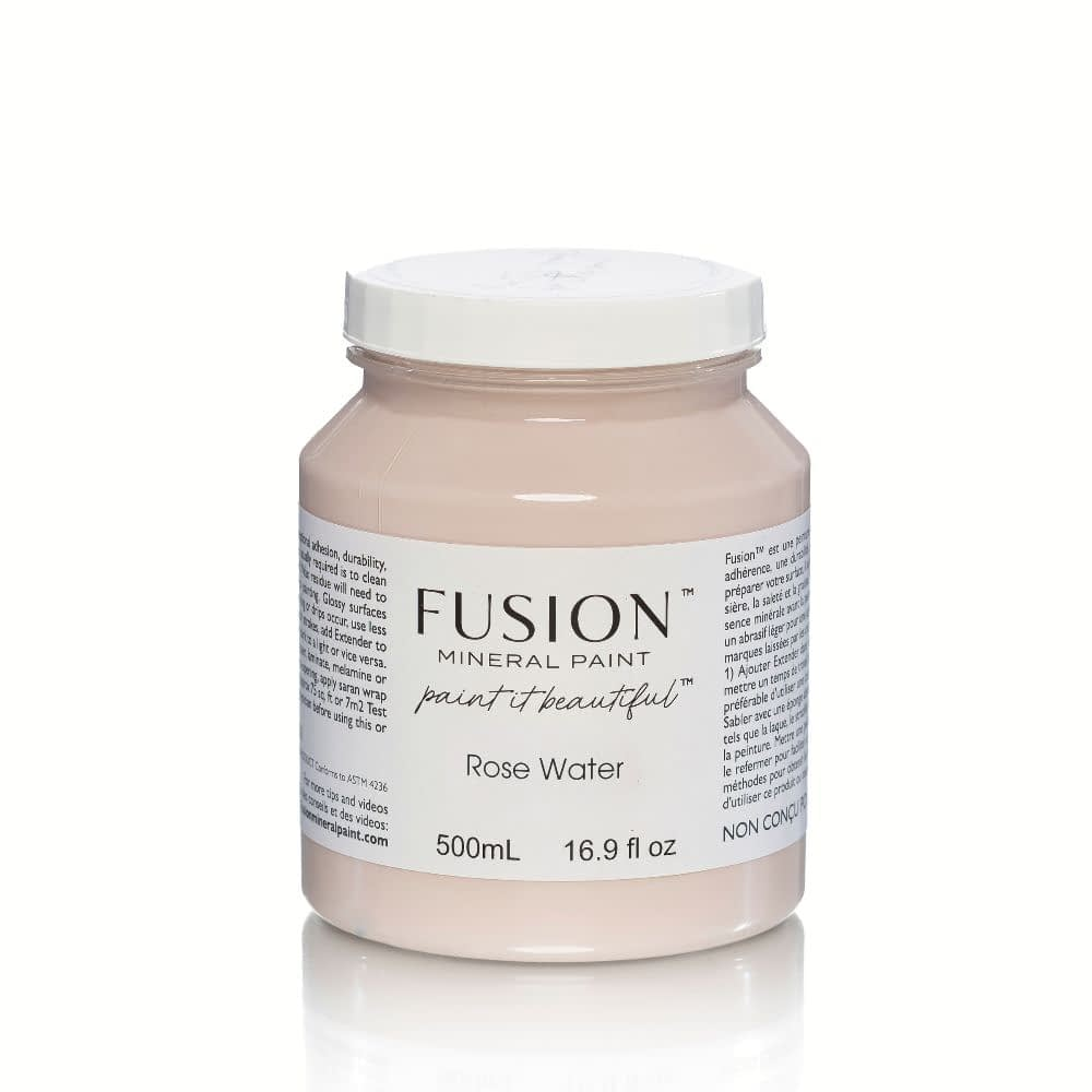 Rose Water Fusion Mineral Paint