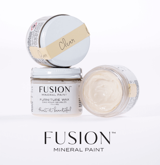 Cera incolora 200gr Fusion Mineral Paint