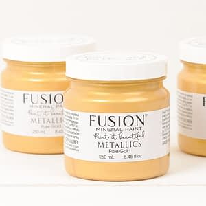 Pale Gold Fusion Mineral Paint
