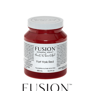 Fort York Red Fusion Mineral Paint - ARTSANS