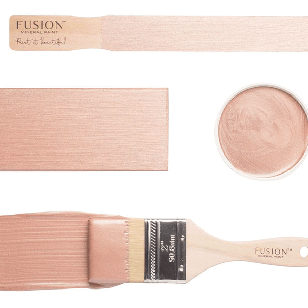 Rose Gold Fusion pinzell
