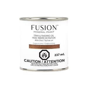 Fusion Stain and Finishing Oil Cappuccino