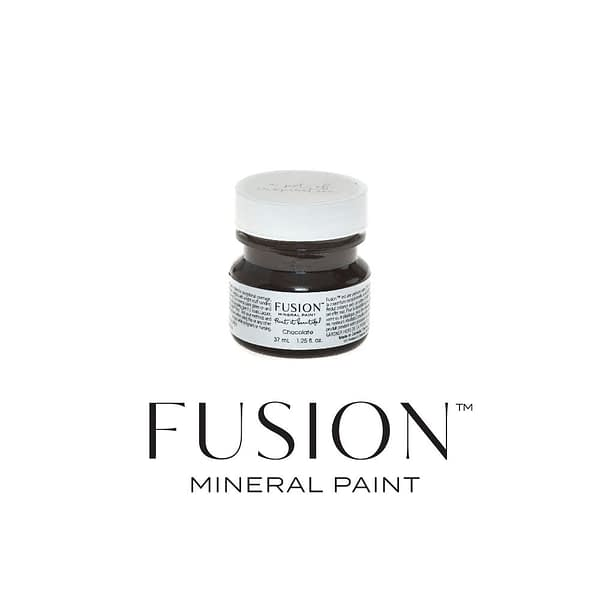 Chocolate 37ml Fusion Mineral Paint